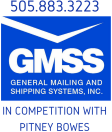 General Mailing and Shipping NM logo small
