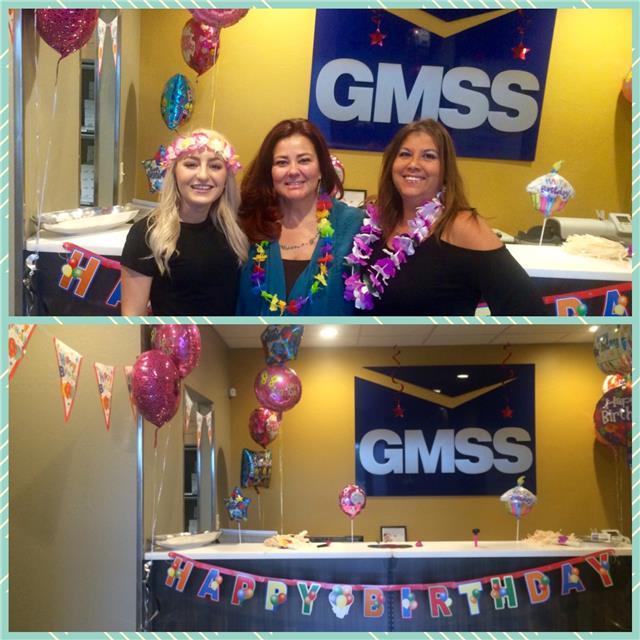 GMSS birthday party