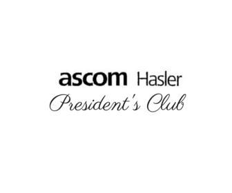 ascom Hasler President's Club