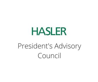 Hasler President's Advisory Council