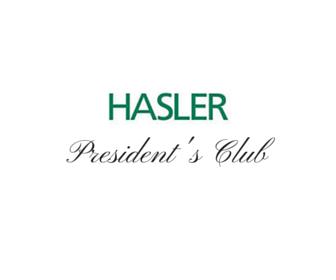 Hasler President's Club