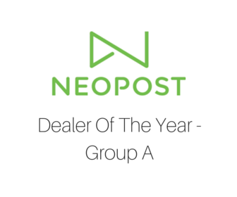 Neopost Dealer of the Year - Group A