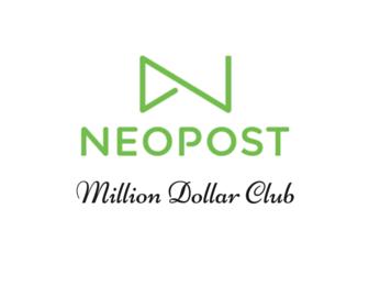 Neopost Million Dollar Club