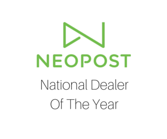 Neopost National Dealer of the Year