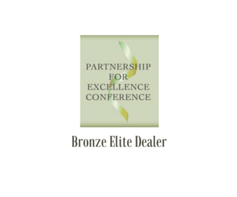 Partnership for Excellence Conference Bronze Elite Dealer