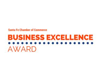 Santa Fe Chamber of Commerce Business Excellence Award