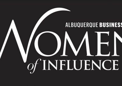Albuquerque Business First Women of Influence