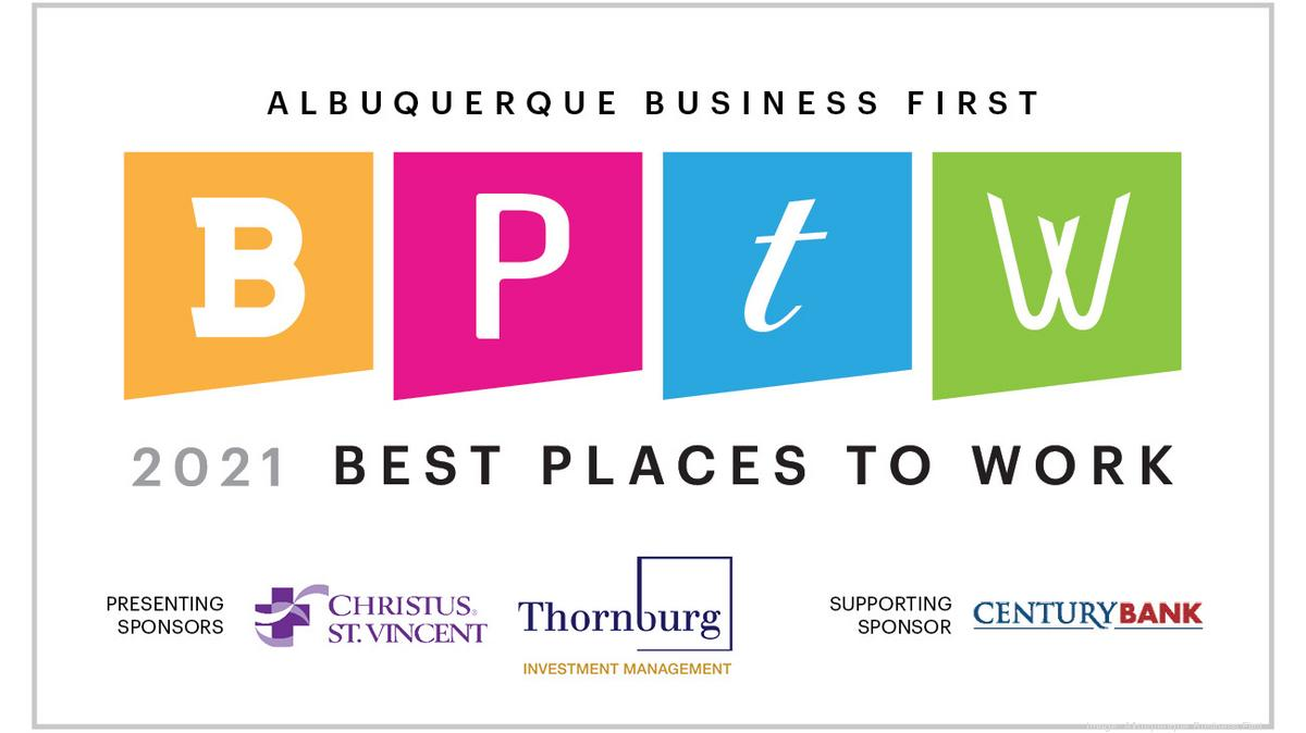 Albuquerque Business First - 2019 Best Places to Work